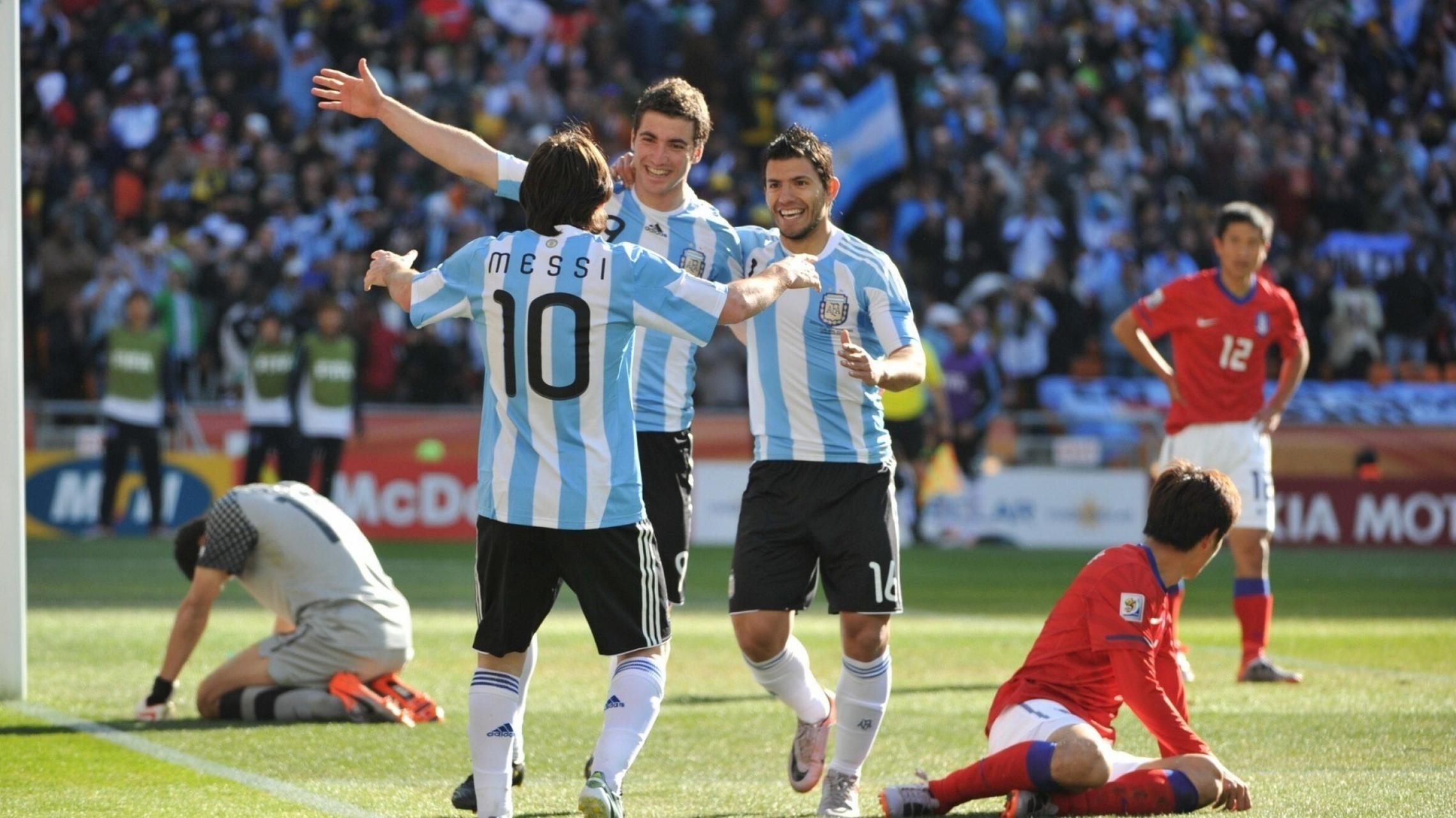 Argentina Soccer Messi Photos | HD Wallpapers
