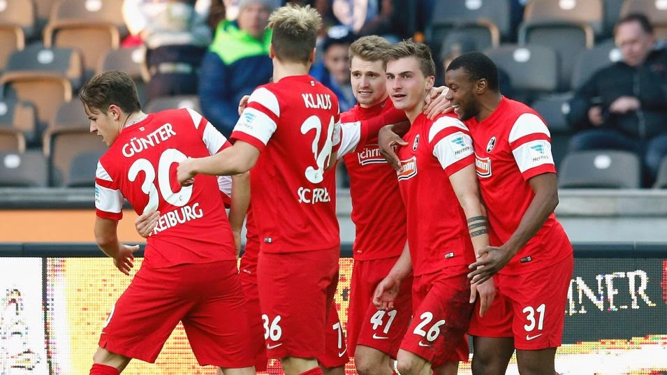 Friday German Soccer Bets - Sports Bets Beers - Everybody Wins